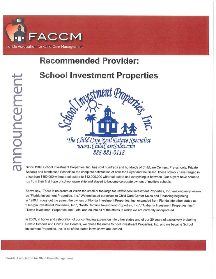 FACCM Recommended Providers!