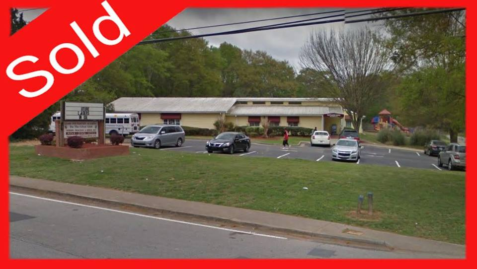 Child Care Center Preschool Sold in Dekalb County